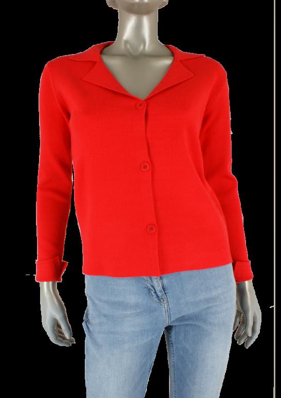 Beau Femme Mode, 1L660/Clemence Red - Vesten