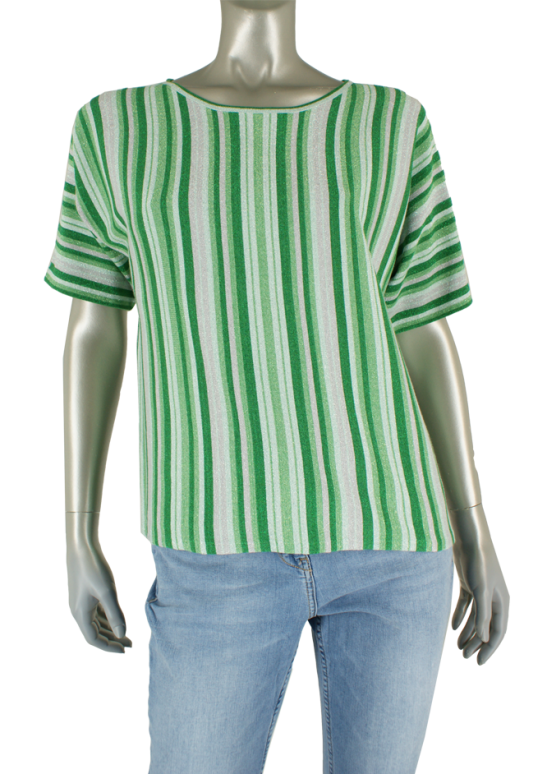 Beau Femme Mode, 1L680/Saint Tropez Green - Truien/Pullovers