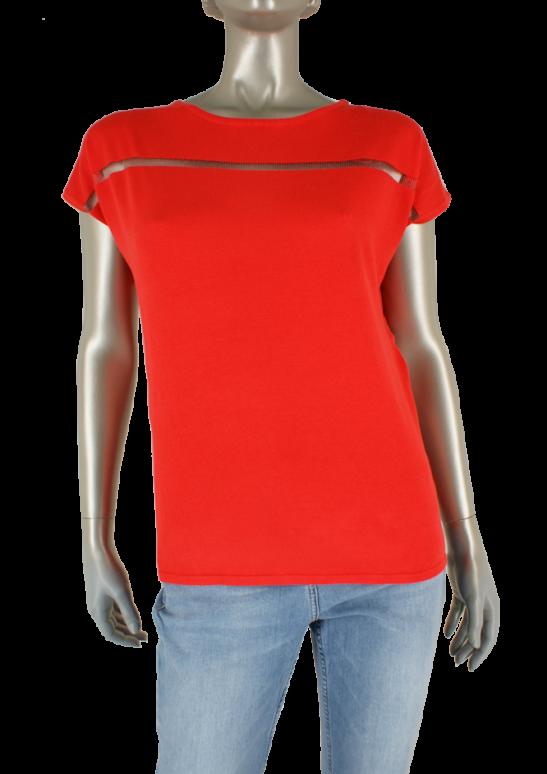 Beau Femme Mode, 1L690/Ann Red - Truien/Pullovers