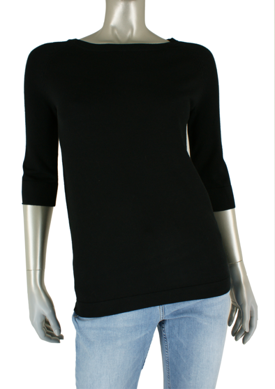 Beau Femme Mode, 1L720/Day Black - Truien/Pullovers
