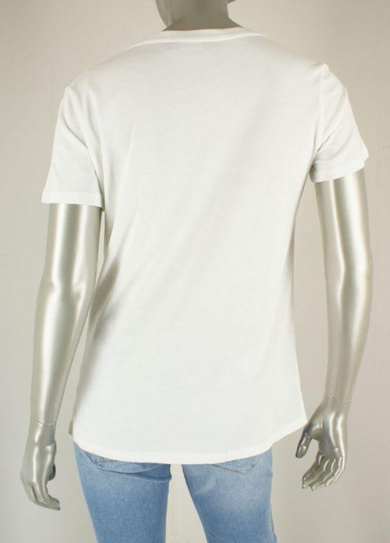 Geisha, 12111-41 000010-Off/White/Gold - Shirts