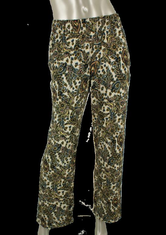 Geisha, 11152-60 Britt 00905/Brown / Yellow - Broeken