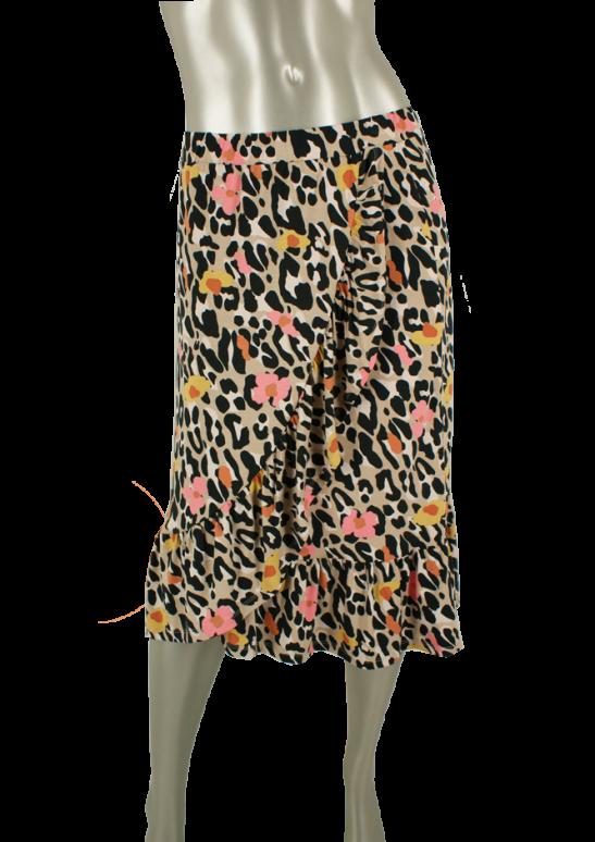 Geisha, 16380-60 000906 /Sand pink Leopard - Rokken