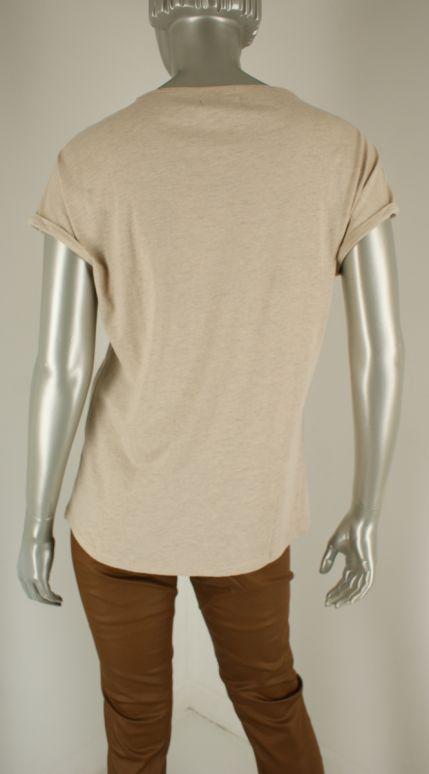 Geisha, 12609-25 000720/Sand Melange - Shirts