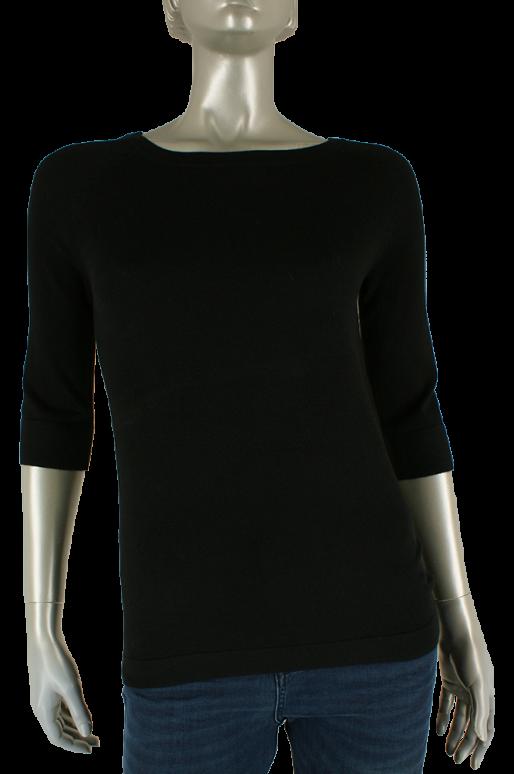 Beau Femme Mode, 1L785/Day 9/Black - Truien/Pullovers