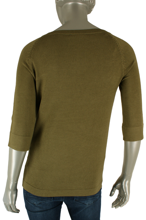 Beau Femme Mode, 1L785/Day 662 Military Olive - Truien/Pullovers