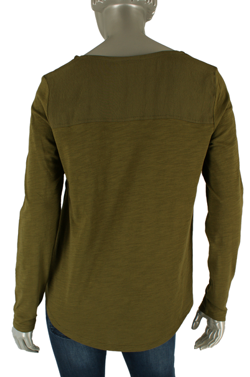 Sandwich, 21101954 50130/Military Olive - Tops