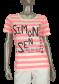 Simonsen 0401109 10070/Roze/Wit