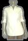 Geisha 63503 00000/White