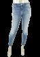 Mavi Adriana Ankle Deep blue cutoff glam