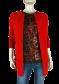 Beau Femme Mode 1L421 Sante Red